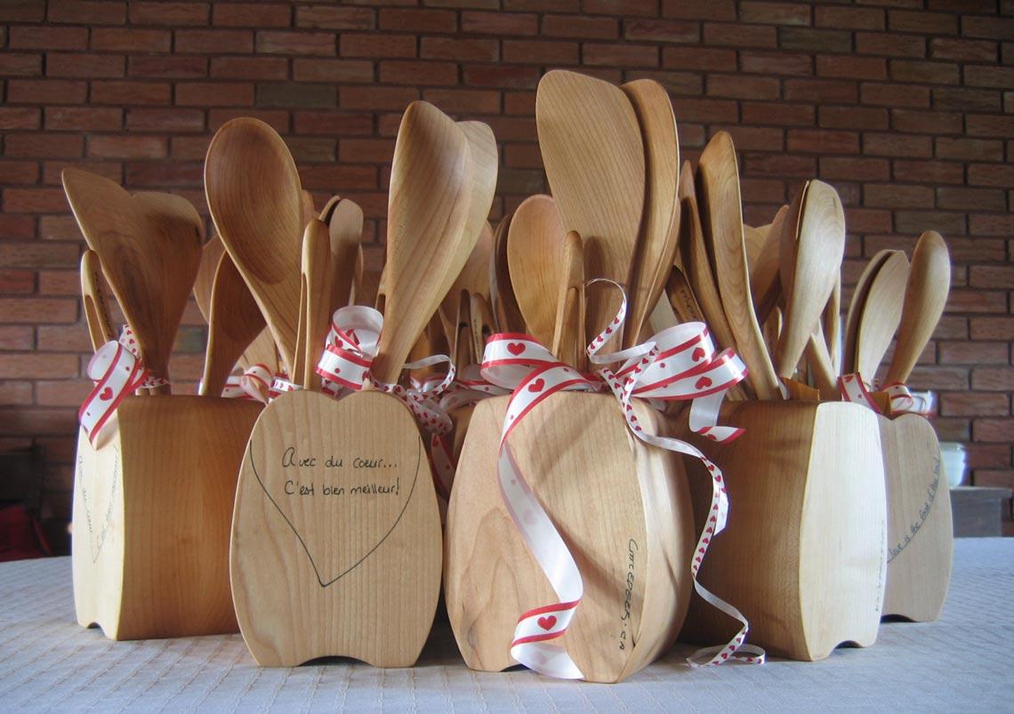 Custom, engraved, & bulk orders of Littledeer mapleware